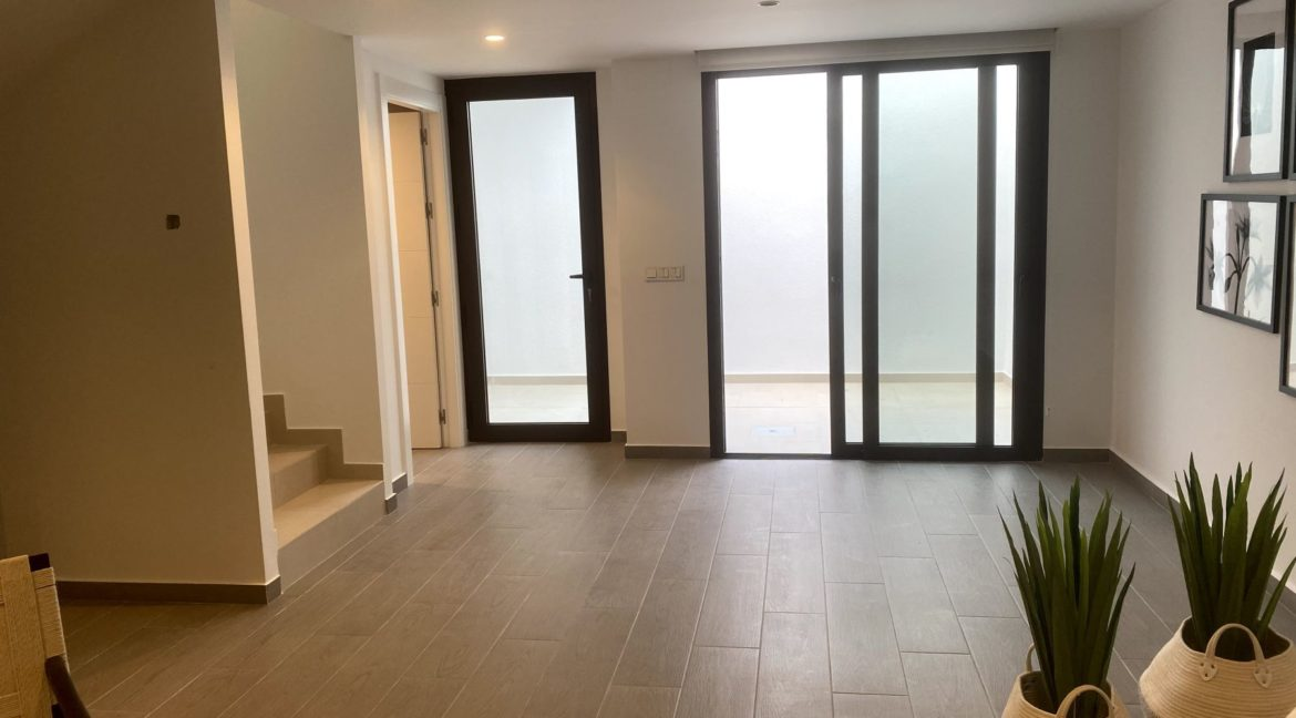 3 Bedrooms New Build Semi-detached with Private Pool For Sale in Benijofar (33)