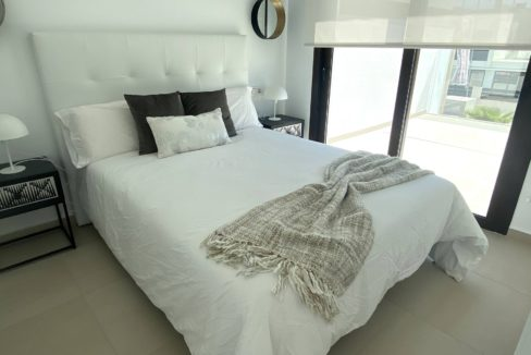 3 Bedrooms New Build Semi-detached with Private Pool For Sale in Benijofar