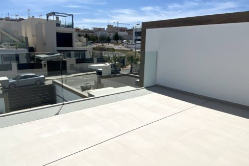 3 Bedrooms New Build Semi-detached with Private Pool For Sale in Benijofar (48)