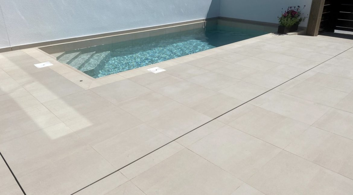 3 Bedrooms New Build Semi-detached with Private Pool For Sale in Benijofar (5)