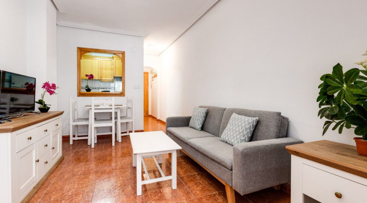 1 Bedroom Renovated Apartment close to the Beach - Torrevieja (6)