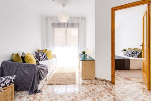 2 Bedrooms Apartment Just 200 Meters from the Beach For Sale- Torrevieja