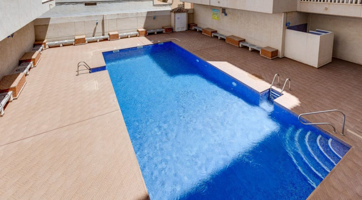 2 Bedrooms Apartment Just 250 Meters From Acequion Beach - Torrevieja (11)