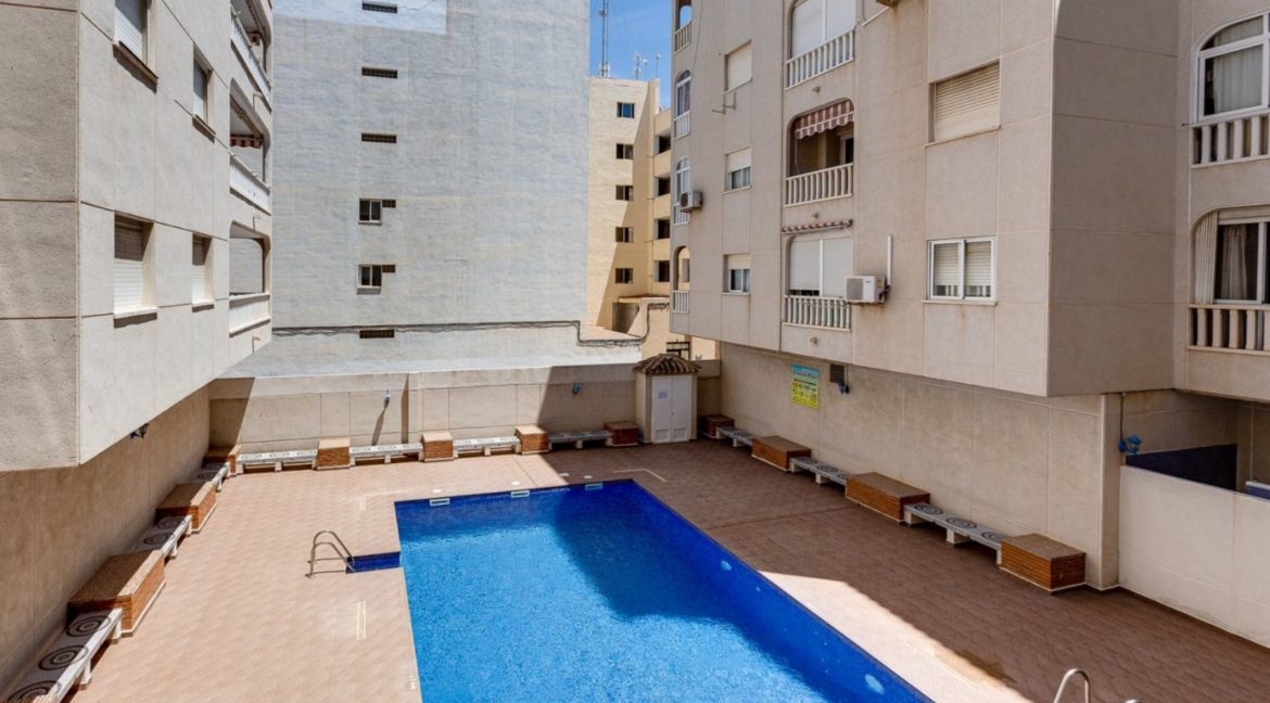 2 Bedrooms Apartment Just 250 Meters From Acequion Beach - Torrevieja (26)