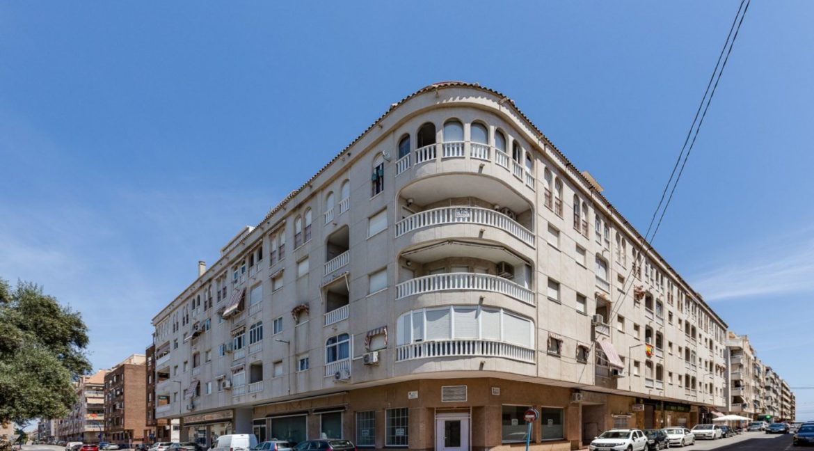 2 Bedrooms Apartment Just 250 Meters From Acequion Beach - Torrevieja (4)