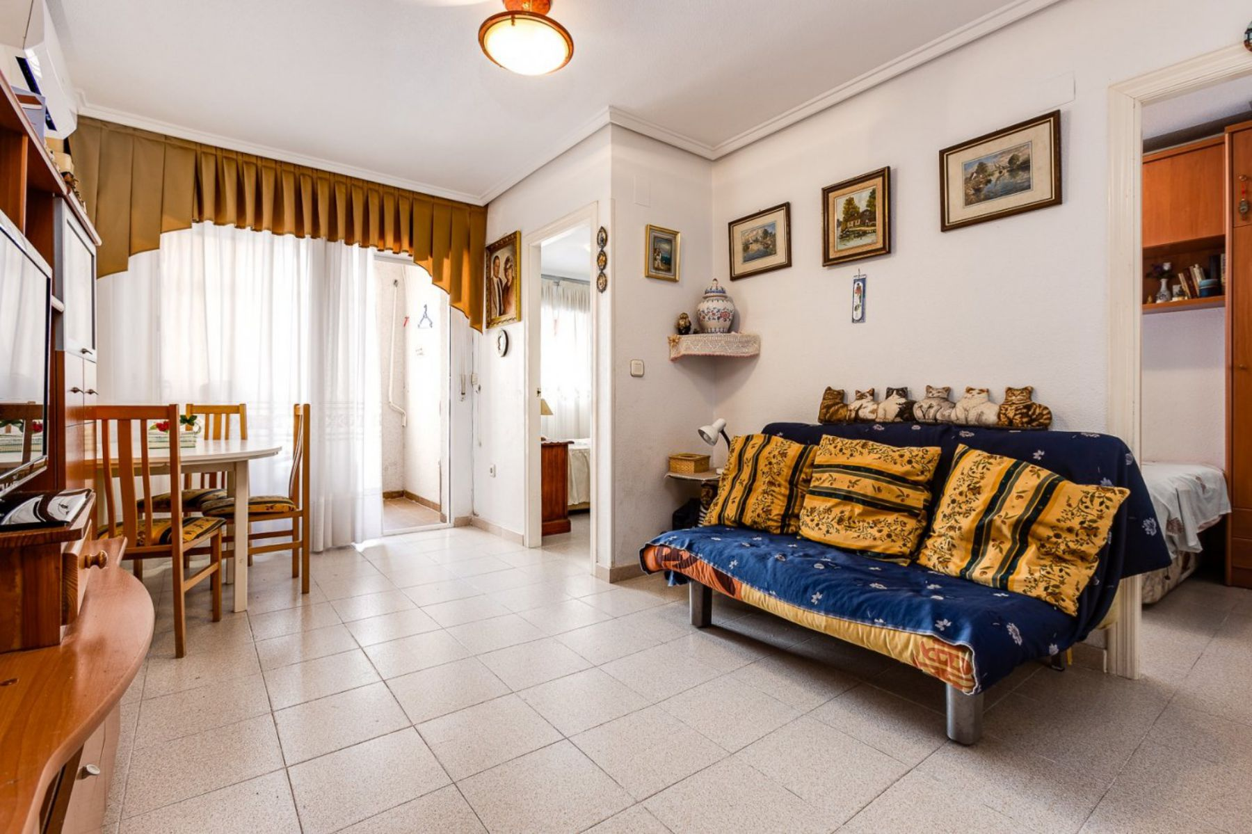 2 Bedrooms Apartment Just 250 Meters From Acequion Beach - Torrevieja