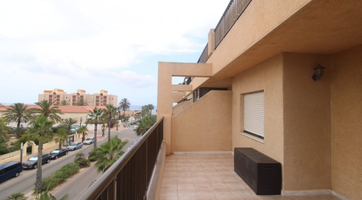2 Bedrooms Apartment with Big Terraza and Just 100 Meters from The Mata Beach (2)
