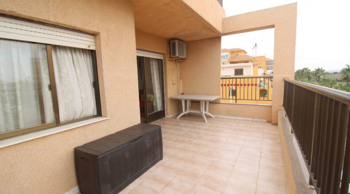 2 Bedrooms Apartment with Big Terraza and Just 100 Meters from The Mata Beach (7)