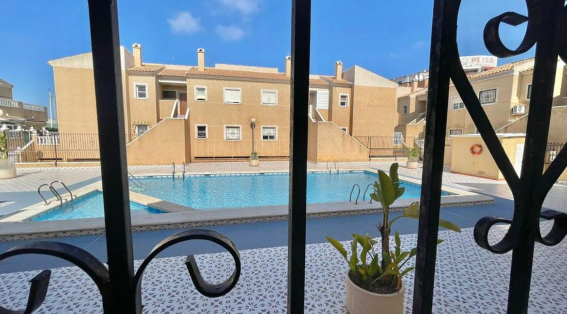 2 Bedrooms Ground Floor Bungalow with Swimming Pool - Torrevieja (23)