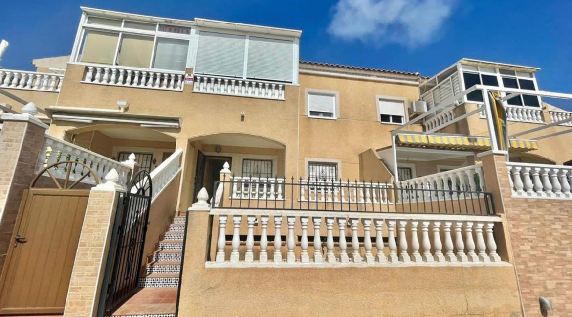 2 Bedrooms Ground Floor Bungalow with Swimming Pool - Torrevieja (4)