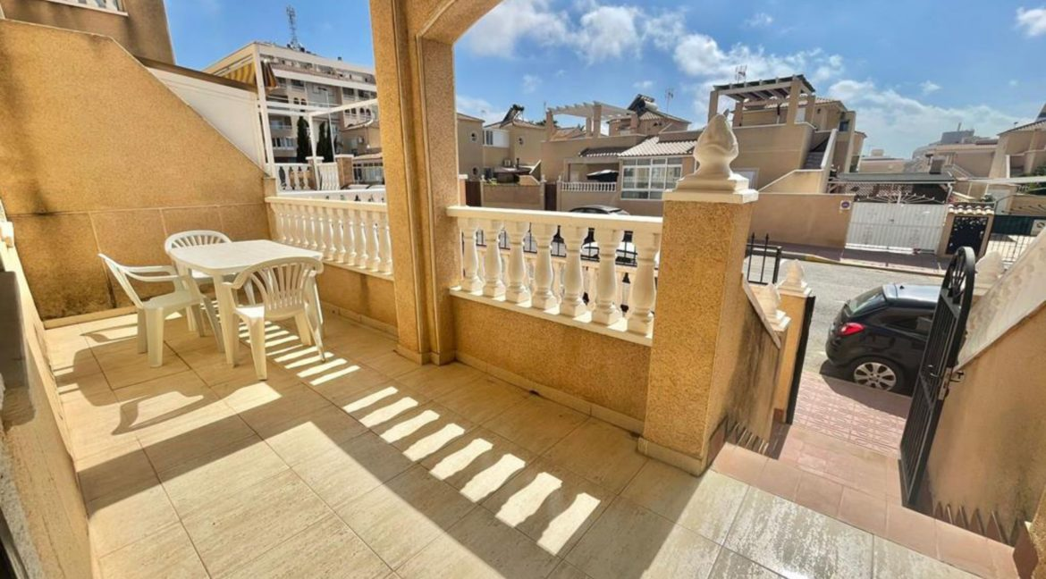 2 Bedrooms Ground Floor Bungalow with Swimming Pool - Torrevieja (5)