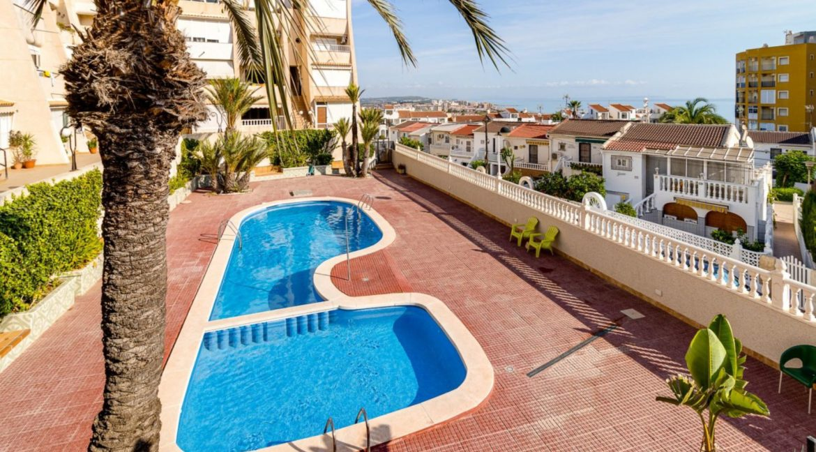 2 Bedrooms and 2 Bathrooms Apartment For Sale with Sea View in Torrevieja (22)