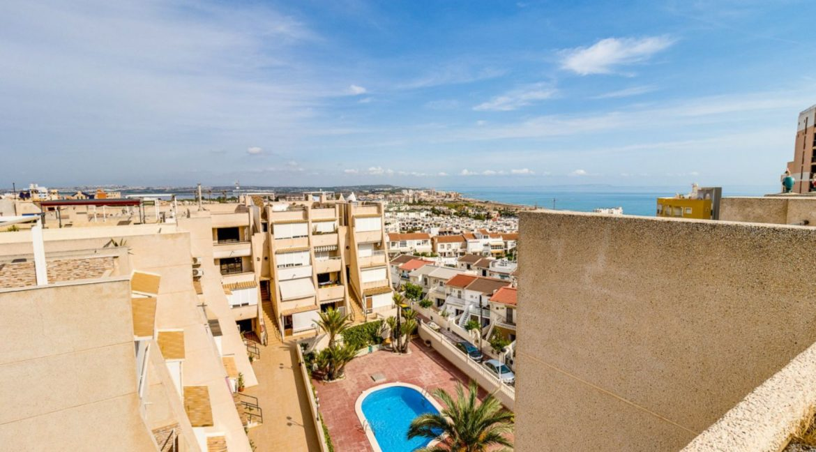 2 Bedrooms and 2 Bathrooms Apartment For Sale with Sea View in Torrevieja (44)