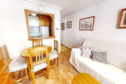 One Bedroom Apartment Close To The Services For Sale In Torrevieja