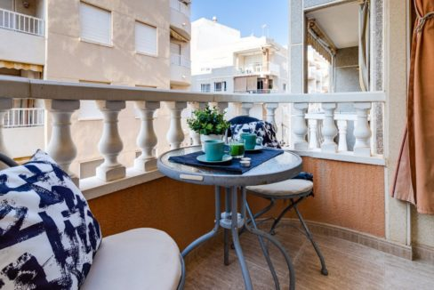 2 Bedrooms Apartment Just 200 meters from Los Locos Beach For Sale - Torrevieja